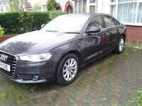 2011 Audi A6 New Shape