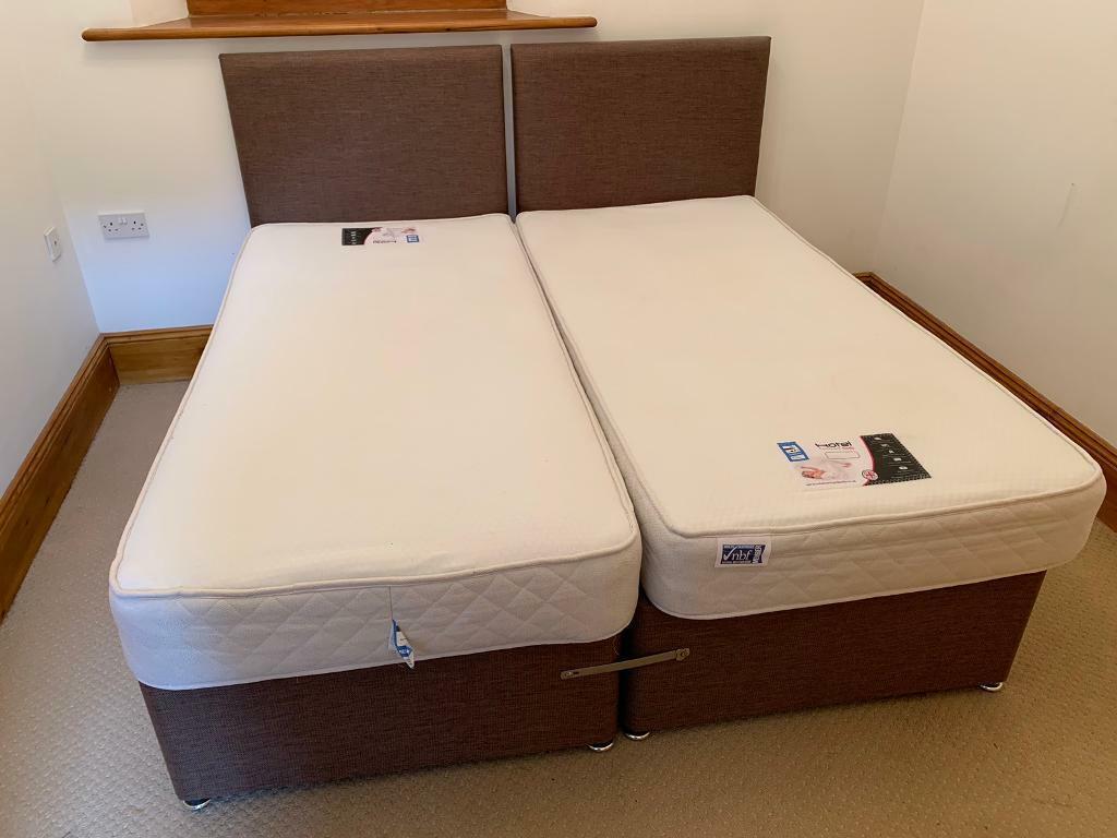 sale retailer 8efa1 7d295 Single beds x2   in Cockermouth, Cumbria   Gumtree