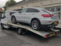 Cheap Car Bike Breakdown Recovery Tow Truck Service Auction Vehicle Jump Start 24/7 In North London