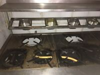 9 BURNER GAS - CATERING COOKER/ KITCHEN APPLIANCE- URGENT Looking for a quick sale