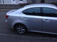 Lexus is220d 07 Plate