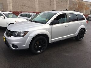 2014 Dodge Journey SXT, Automatic, Heated Seats, Rear DVD Player
