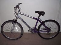 """Aluminium Claud Butler Timber Trail 17.5"""" Hardtail Mountain Bike (will deliver)"""