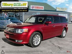 2012 Ford Flex SEL. GREAT CONDITION!