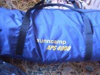 suncamp APS 4000 frame tent