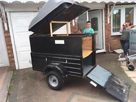 Box trailer for sale !!! SOLD STC !!!