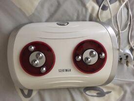 HoMEDICS Shiatsu Foot Massager, with INFRARED Heat ( little used)