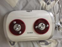 HoMEDICS Shiatsu Foot Massager, with INFRARED Heat ( little used)