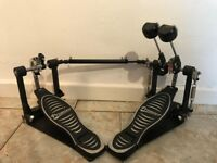 Premier 6000 Series Double Bass Drum Pedal *Great Cond.* £150 ono