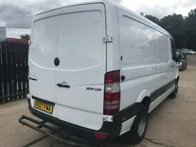 MERCEDES SPRINTER 511CDI MWB FRIDGE/ FREEZER FOR SALE