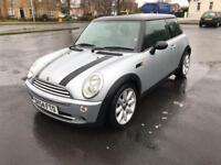 MINI COOPER HATCHBACK 1.6 (full service history, long Mot)