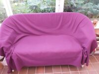 Beautiful bed throw / sofa cover - excellent condition