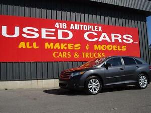 2013 Toyota Venza Alloys V6 Loaded 2.7L