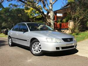 2004 Holden Commodore Sedan Rochedale South Brisbane South East Preview