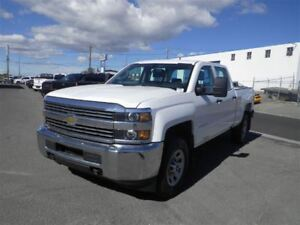2016 Chevrolet SILVERADO 3500HD WT | Bluetooth | Touch Display |