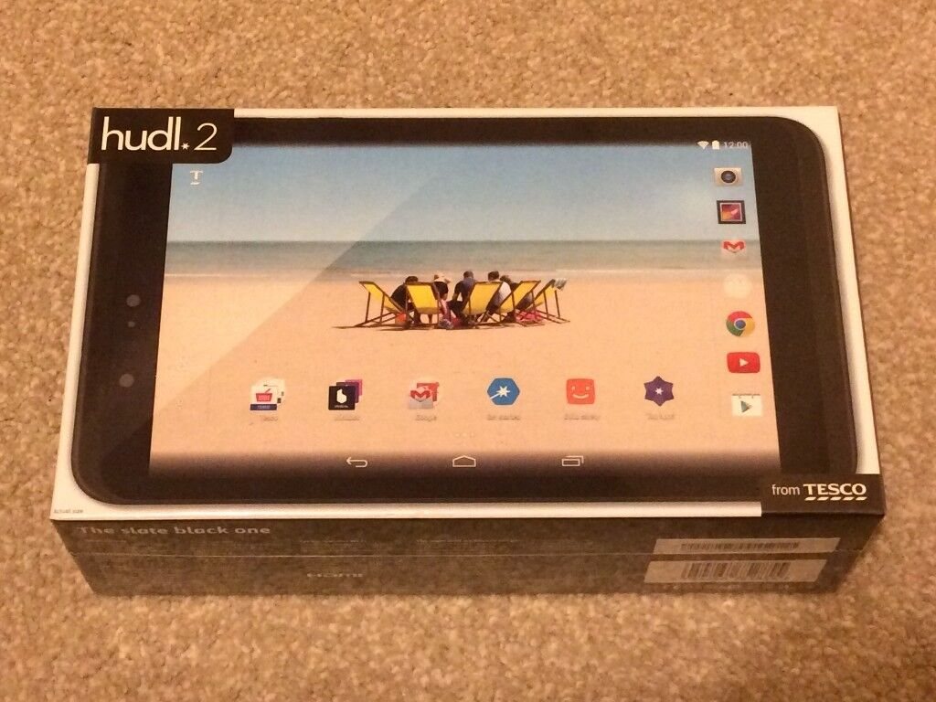 Hudl2 Brand New Unopened
