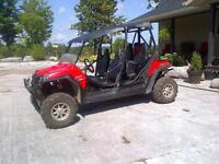 2012 Limited Addition 4 seater Razor for sale!