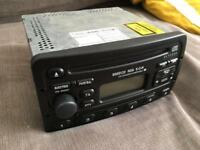 6000cd Ford Stereo with code and tools