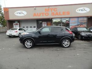 2011 Nissan Juke SL, LEATHER, GPS, BACKUP CAM, AWD
