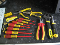 stanley electrical tool kit