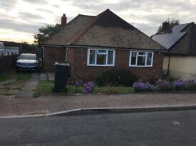 Newly Refurbished 3 Bedroom Bangalow- House To-Let Near Greenhithe Station, Dartford, DA9, Kent.