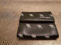 Genuine Prada coin wallet