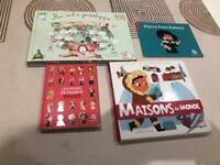 Children's books in French all for £5