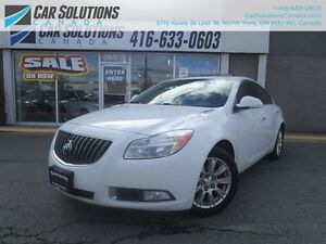 2012 Buick Regal eAssist-LEATHER-SN ROOF