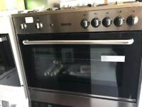 Baumatic BC190.2TCSS 90cm Gas Cooker in Stainless Steel, FSD Single Cavilty