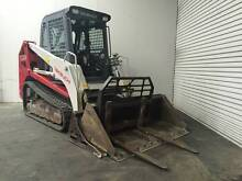 Takeuchi TL230 Aircon Bobcat Track Loader s/n -103 Welshpool Canning Area Preview
