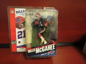 MCFARLANE NFL SERIES 11 WILLIS MCGAHEE - BUFFALO BILLS - FIGURE