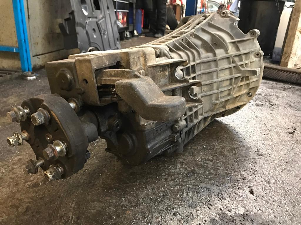 Ford Transit Rwd  Speed Gearbox