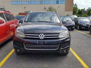 2014 Volkswagen Touareg 3.6L Highline, AWD, NAV, TOIT, CUIR