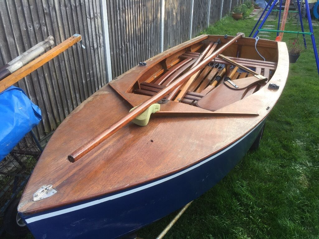 Heron Sailing Dinghy In Gosport Hampshire Gumtree