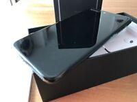 Apple iPhone 7 Plus **with AppleCare+**, 256GB, Jet Black (Unlocked) Smartphone