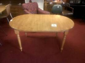 Dining table only (extendable) tclri 21278