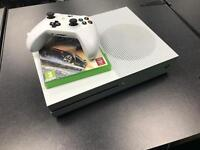 MICROSOFT XBOX ONE S 1TB 9 MONTHS WARRANTY LEFT WITH FORZA HORIZON 3