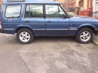 Land Rover discovery 2 series. spares or repairs