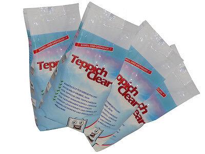 2kg Teppich Reinigungspulver geeignet für Vorwerk Teppichfrischer Teppichschnee