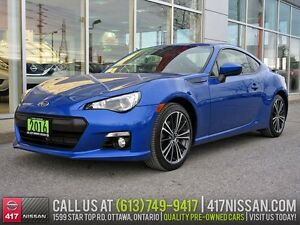 2016 Subaru BRZ Sport-Tech | Navigation, Leather, Rear Camera