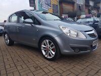 Vauxhall Corsa 1.7 CDTi 16v Design 5dr, Fresh MOT , Low Mileage74500