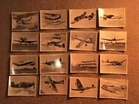 Cigarette Cards of Modern Aircraft produced by Ardath Tobacco Co LTD