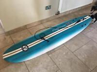 Surf board , California 84