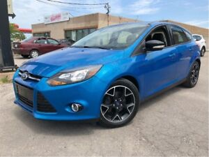 2014 Ford Focus SE SPORT PACKAGE HEATED FRONT SEATS