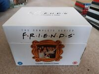 Friends Complete Series 1 to 10 DVD box set
