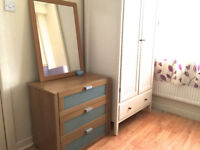 ROOMS, ALL BILLS & WIFI INCL. £60 - £75, CLOSE CITY CENTRE HANLEY, FURNISHED, SHORT AND LONG LETS