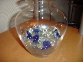Ornamental Glass Vase