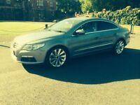 Volkswagen Passat CC 3.6 R36 V6 300bhp 2009 grey blue Full Black leather Not R32 PX welcome