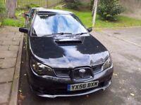 Subaru Imperza Wrx 2.5 Tubro 2006