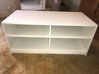 Used once tv unit